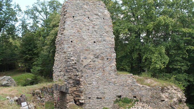 Hrad Rabštejnek