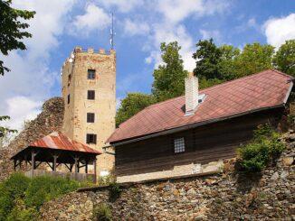 Kdyně a hrad Rýzmberk