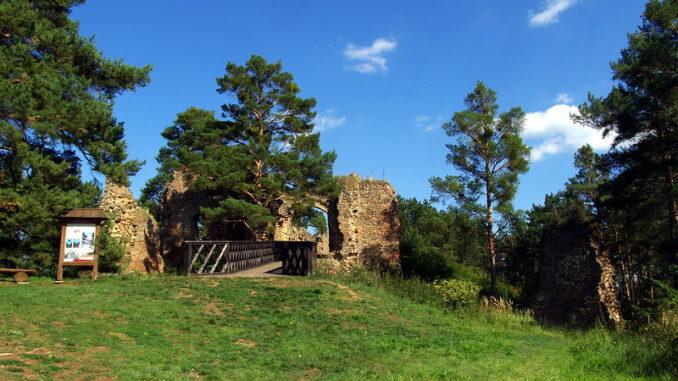 hrad Vrškamýk