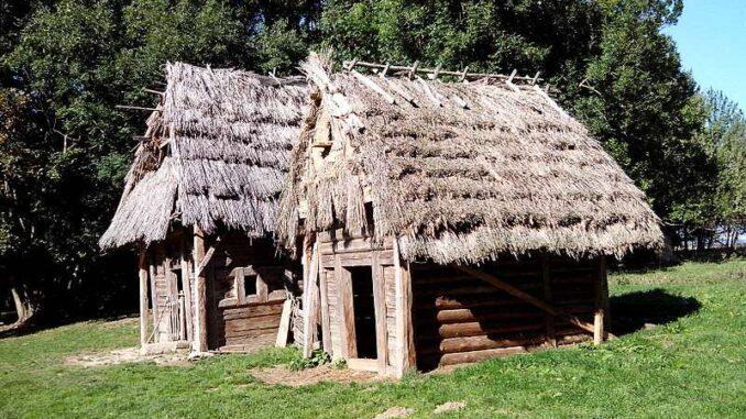 archeoskanzen Villa Nova