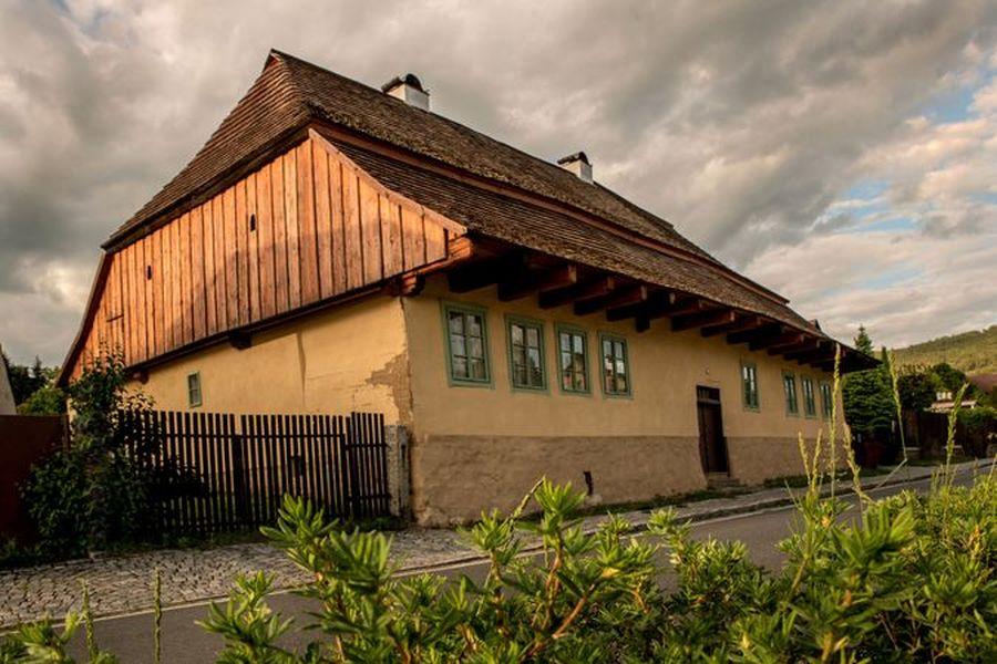 Dům v kožichu, Kdyně