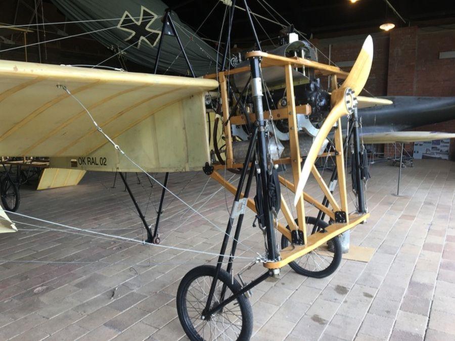 Letecké muzeum Ing. Jana Kašpara a jeho exponáty