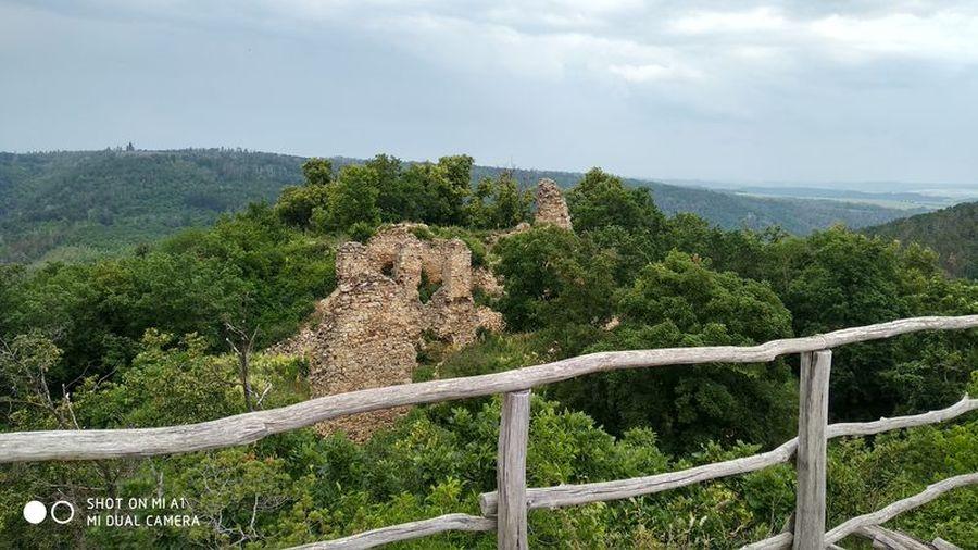 hrad Templštejn
