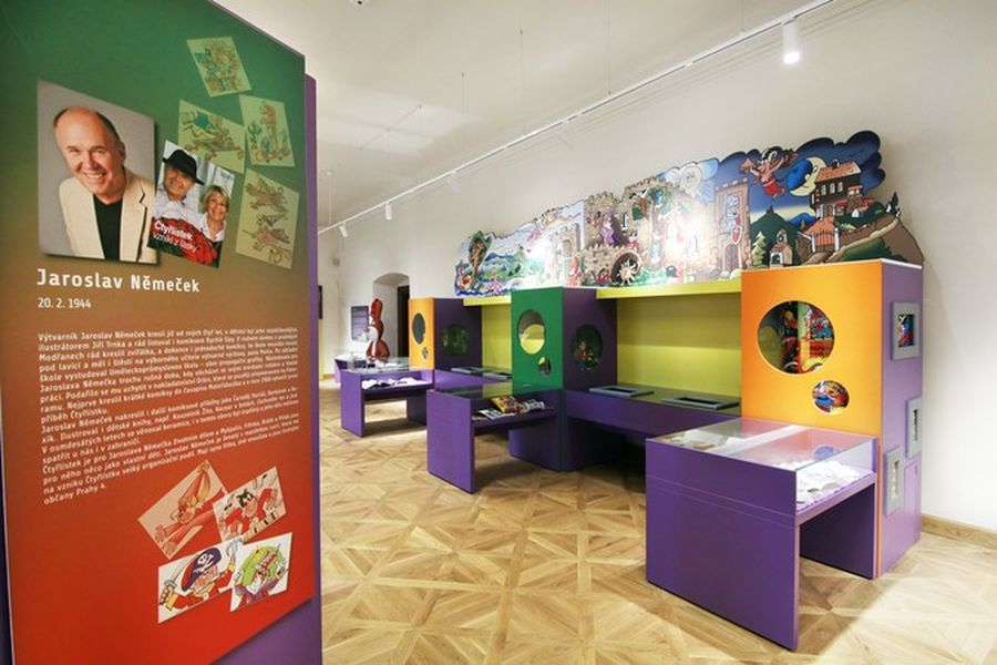 Muzeum Čtyřlístek