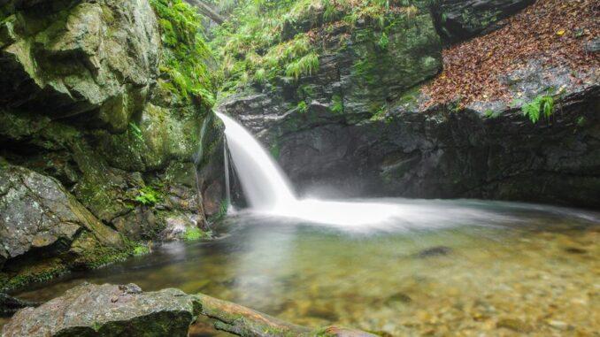 Vodopády Stříbrného potoka