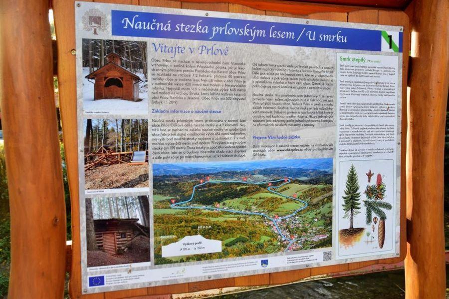 Prlovský les