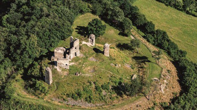 hrad Brníčko