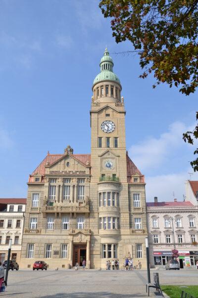 Nová radnice s radniční věží