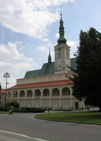 Stará radnice v Prostějově
