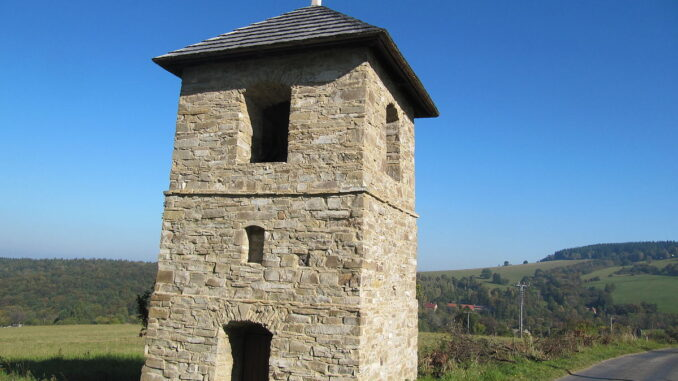 Zvonice Lopeník