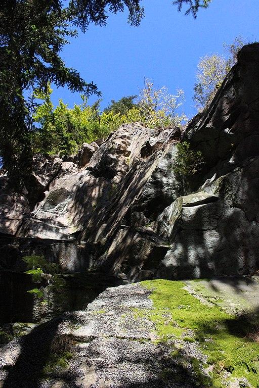 Fryšava - Přírodní památka Brožova skalka