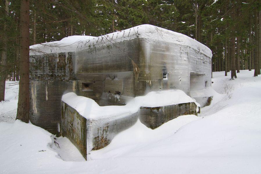Staré Město pod Sněžníkem - Naučná stezka Staroměstská pevnostní oblast