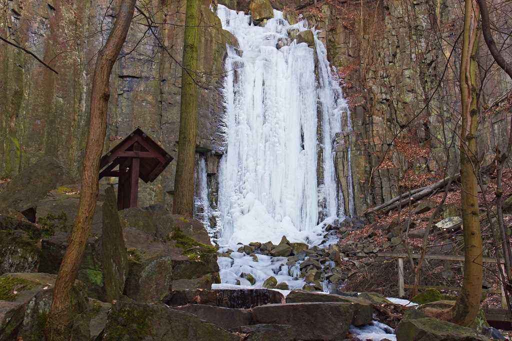 Vaňovské vodopády