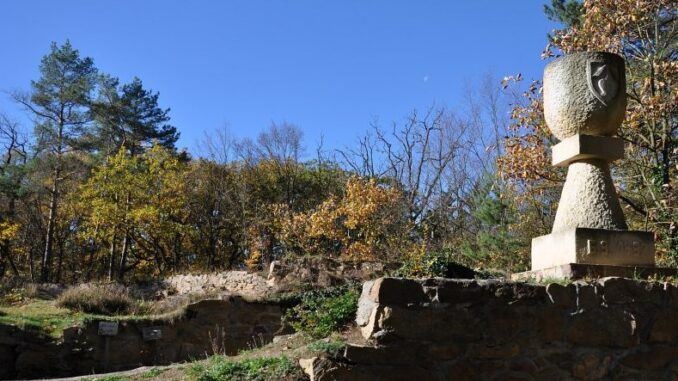 hrad Sion