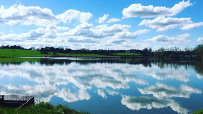 Opatský rybník a Opatský mlýn
