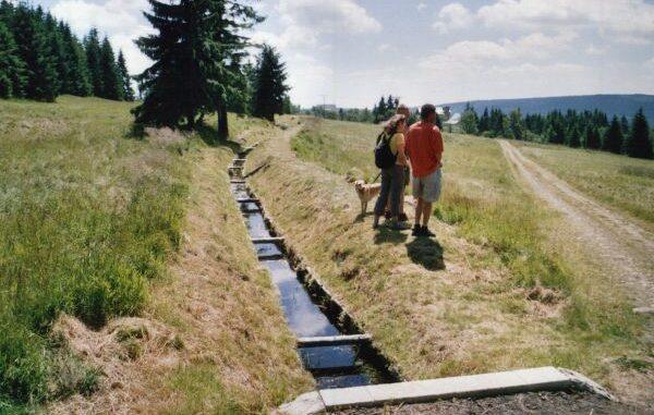 Blatenský vodní příkop