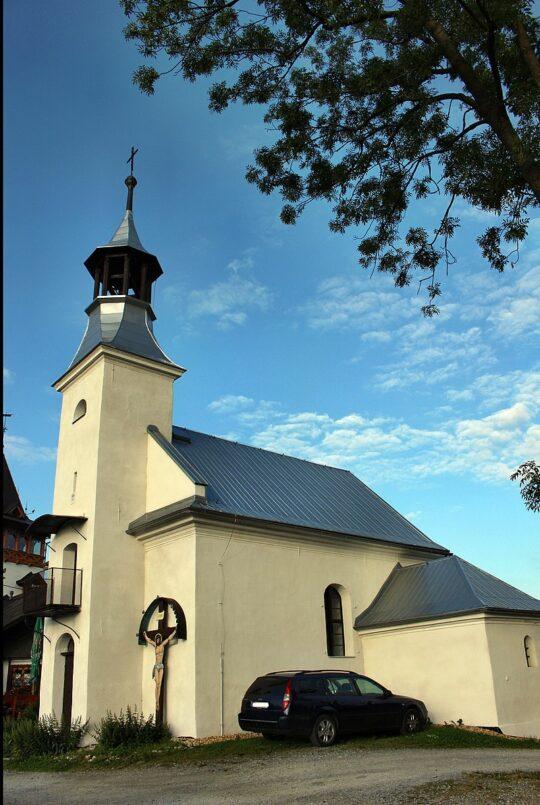 Kaple na Křížovém vrchu