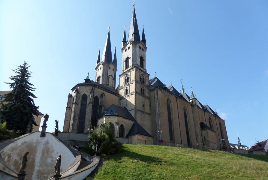 Kostel sv. Mikuláše na Kostelním náměstí, Cheb