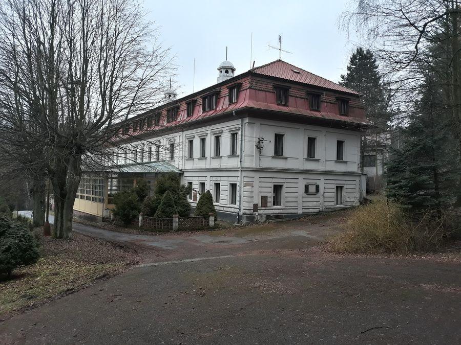 lázně Rezek - Juránkova vyhlídka