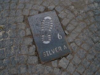 Po stopách Silver A