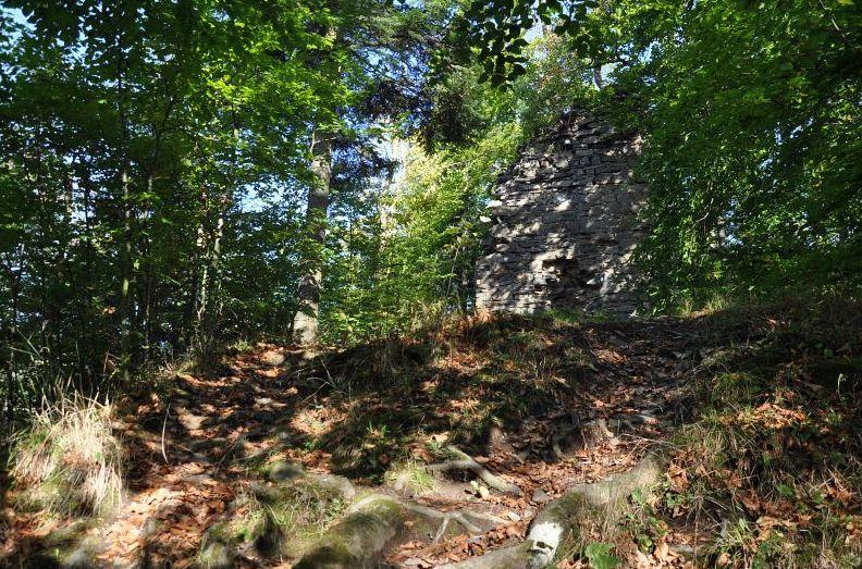 hrad Puchart