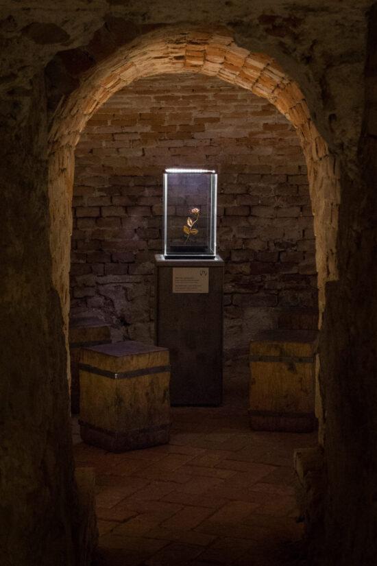Zlatá růže - Barokní bazilika Panny Marie a sv. Cyrila a Metoděje