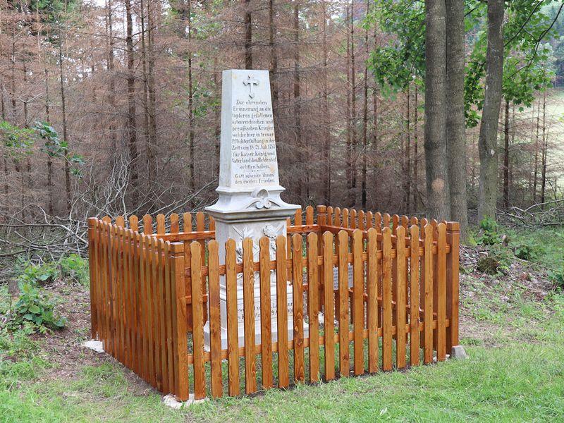 Památník padlých - Studenec