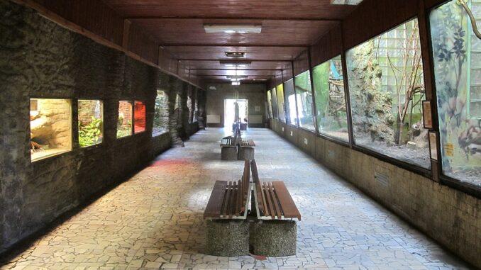 Exotárium ZOO Ústí nad Labem