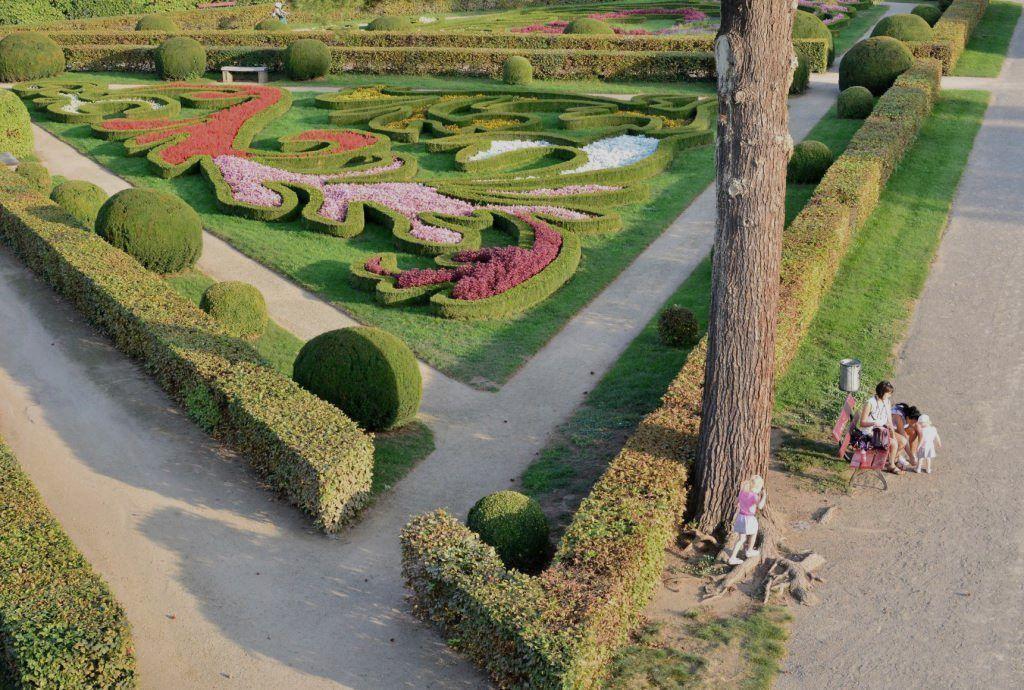 Kroměříž – Květná zahrada.