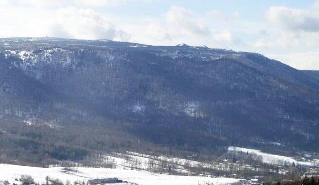 Pohled na Bílý Potok