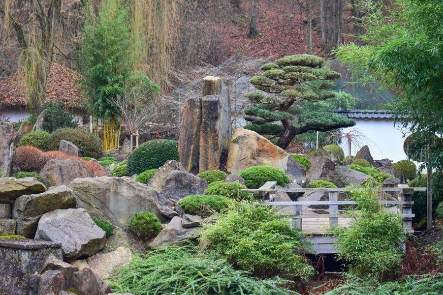 ZOO Zlín nabízí náhled do japonského životního stylu v zahradě Mu-hin
