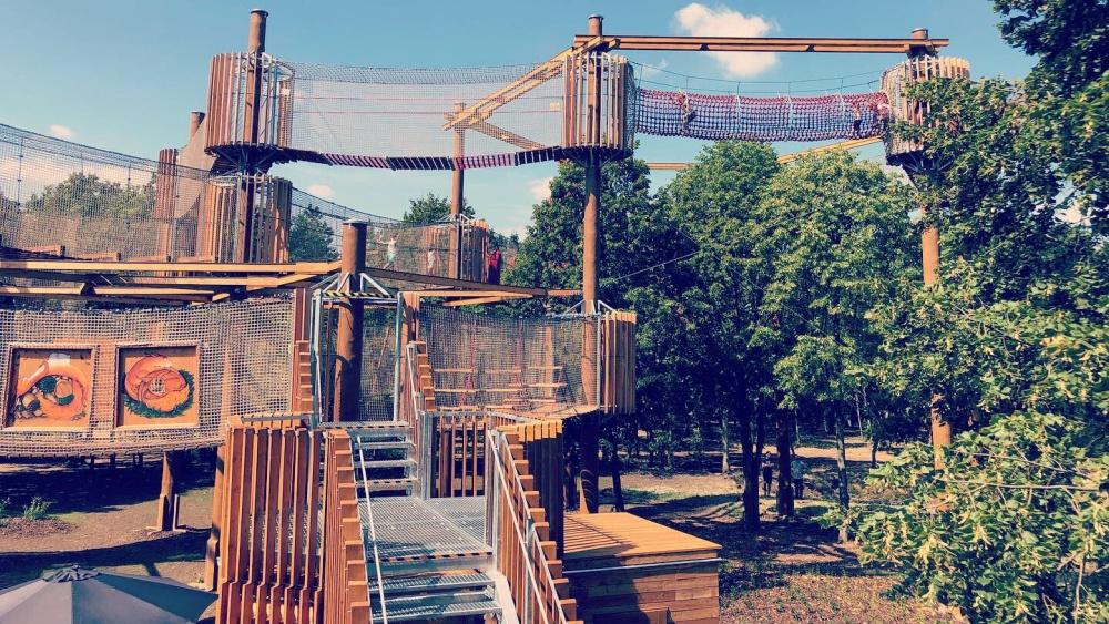Lanové centrum Funpark
