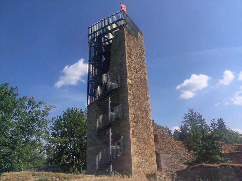 hrad Orlík