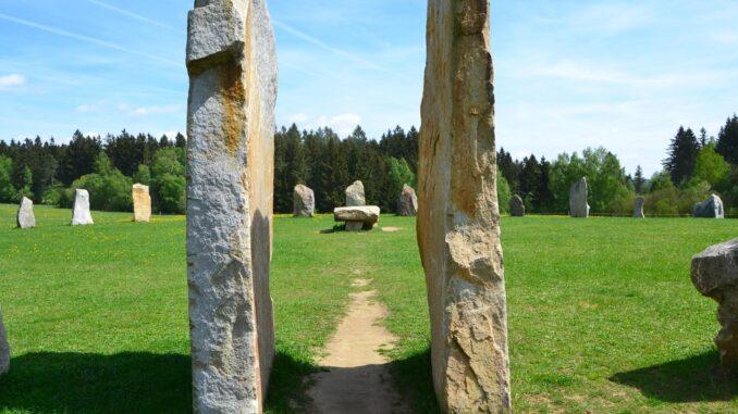 Vstupní brána do kruhu