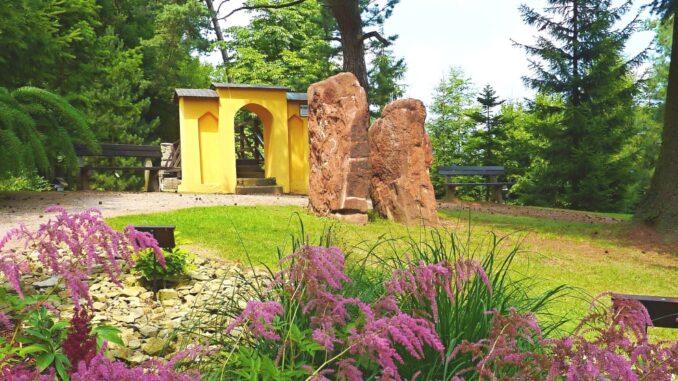arboretum Žampach