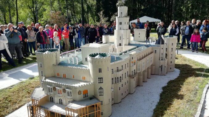 Zámek Hluboká nad Vltavou-Boheminium