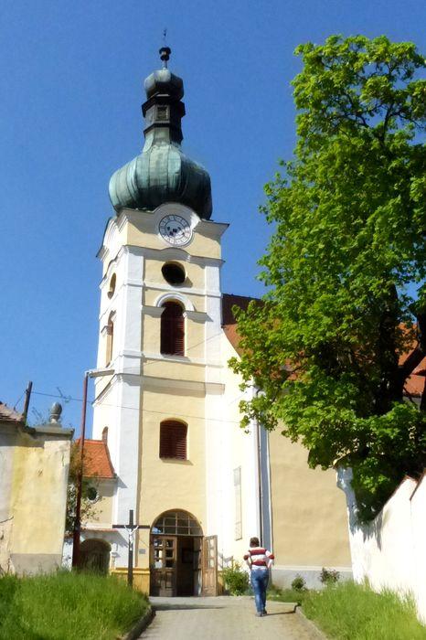 Kostel Nanebevzetí Panny Marie, Vranov nad Dyjí