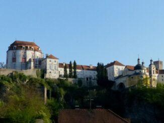 město Vranov nad Dyjí