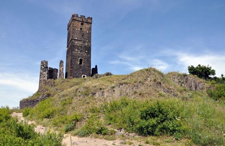 hrad Házmburk