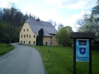 Lesní mlýn u Bernartic