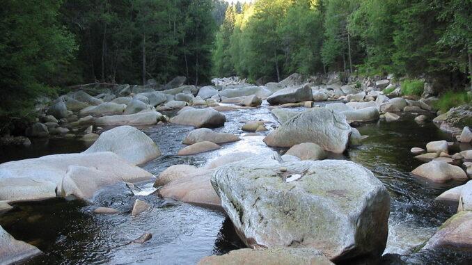 Naučná stezka Povydří a řeka Vydra