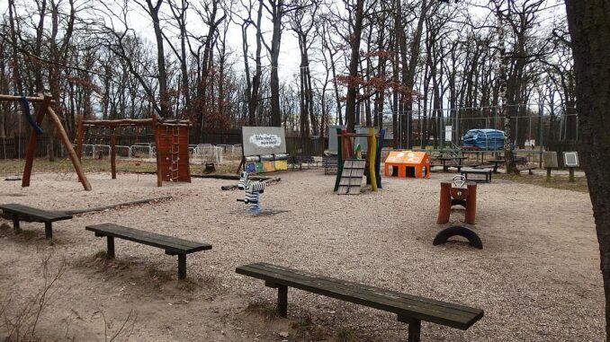 Dětské hřiště-Zoo Hodonín