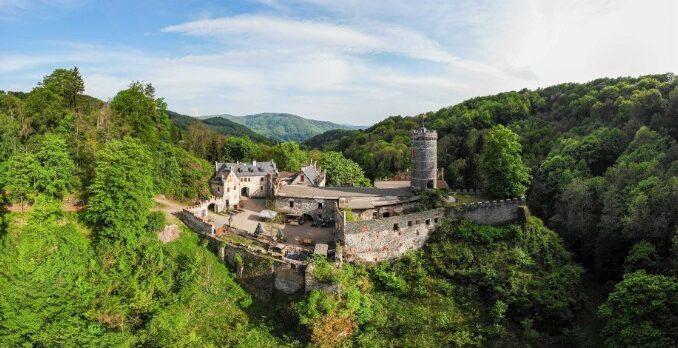 hrad Hauenstein