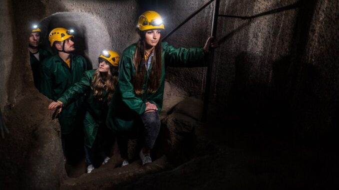 Znojemské podzemí