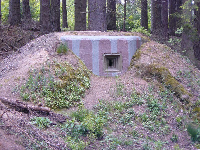 Pevnostní areál Slavonice v krajinné oblasti Česká Kanada. Zdroj: Pevnostní areál Slavonice