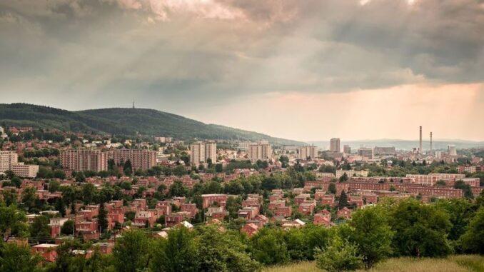 Město Zlín. Foto: Martin Peterka. Zdroj: archiv CCRVM