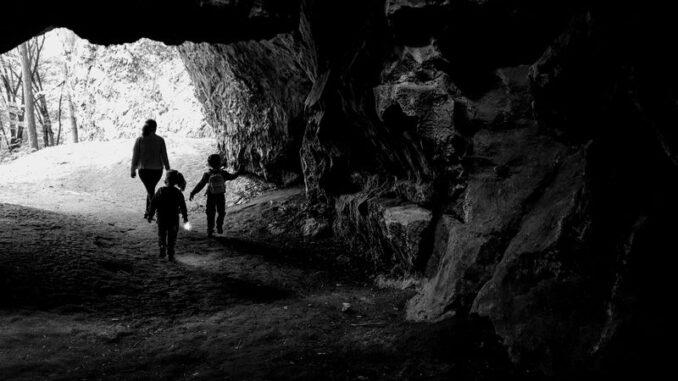 Jeskyně Jáchymka v Moravském krasu. Foto: Jiří Novotný
