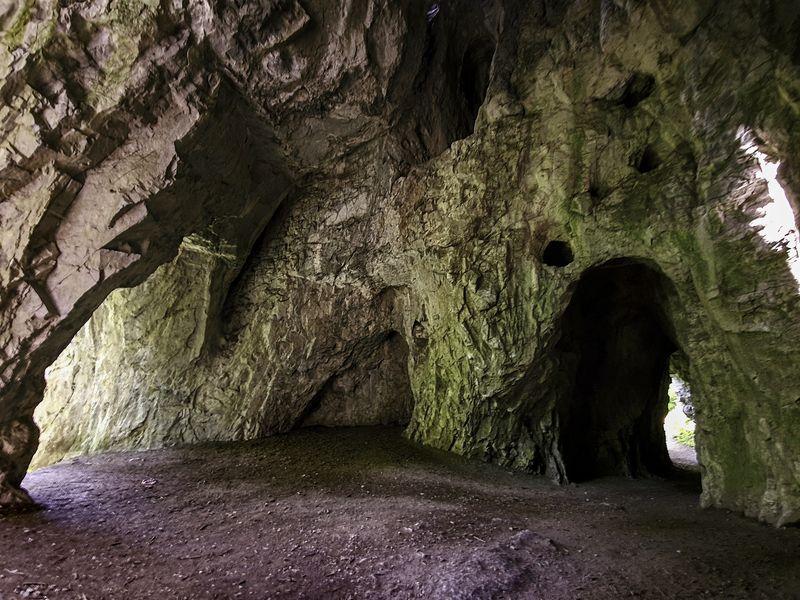Jeskyně Kostelík v Moravském krasu. Foto: Jiří Novotný