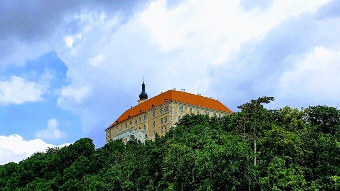 Státní zámek Náměšť nad Oslavou. Foto: Jiří Novotný