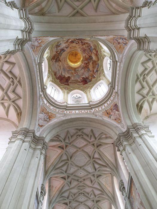 Kostel Nanebevzetí Panny Marie, klášter Kladruby, Plzeňský kraj. Foto: Anna Petruželková